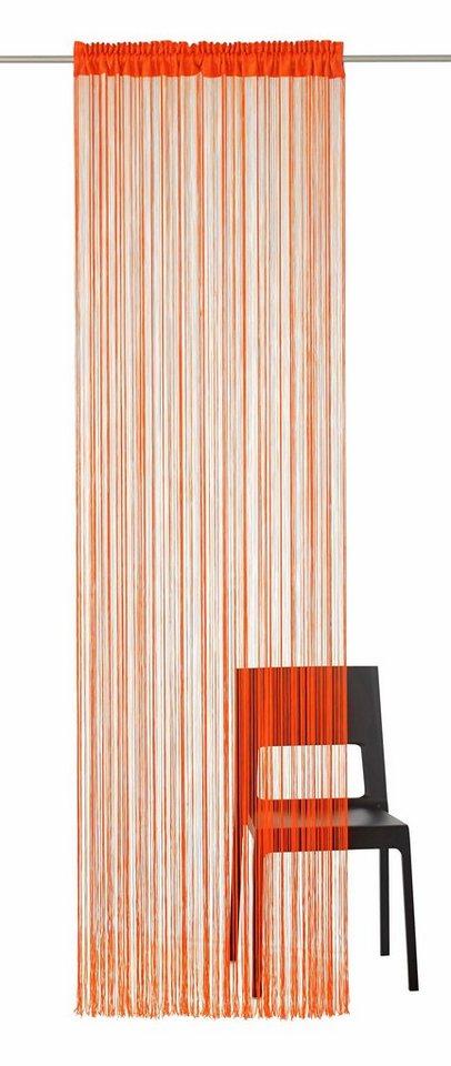 Fadenvorhang, my home, »Kabalo« (1 Stück) in orange