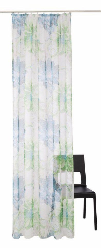 Vorhang, Deko Trends, »Chico« (1 Stück) in blau-weiß-grün