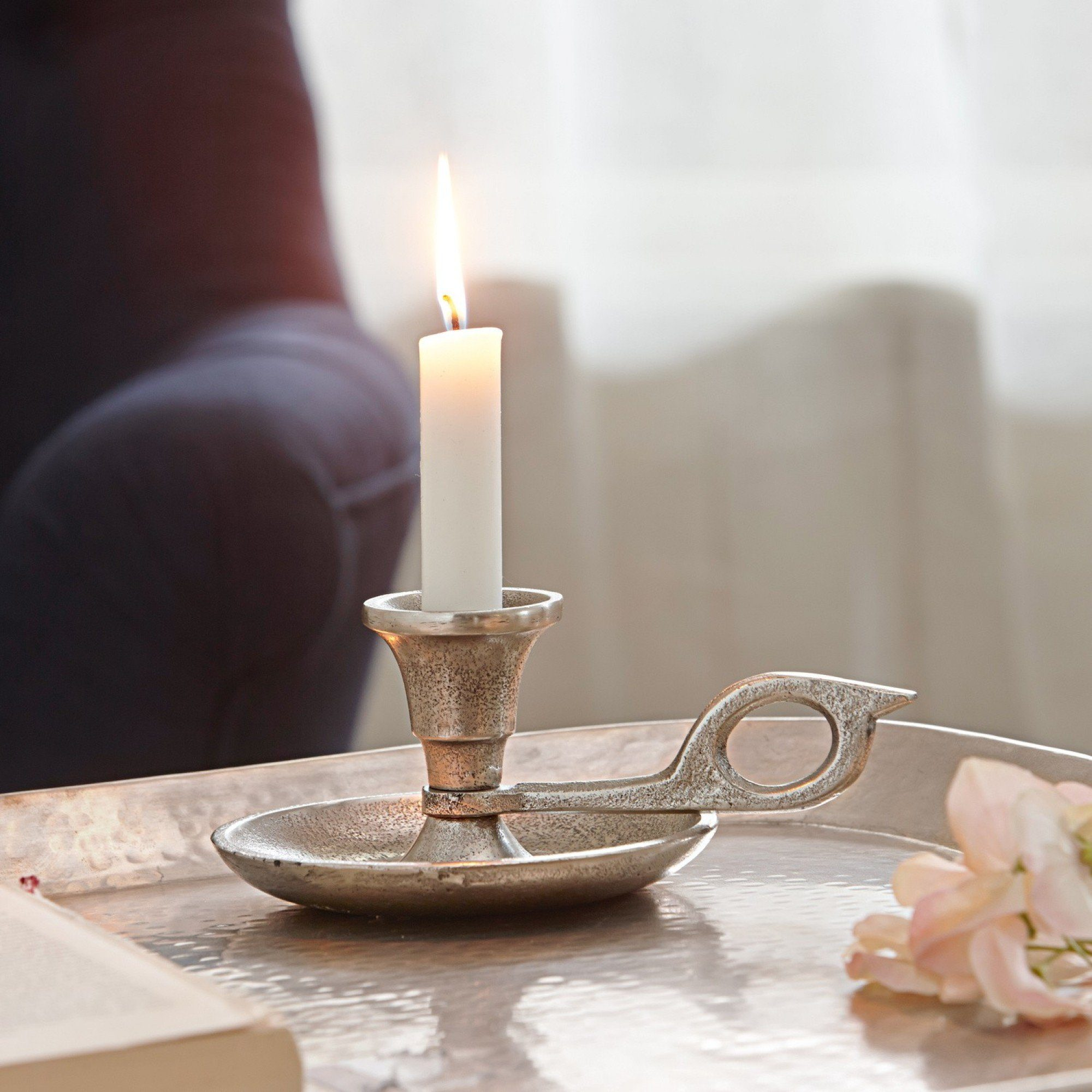 Loberon Kerzenständer »Aida«