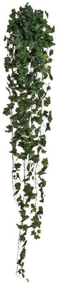 Kunstpflanze »Englischer Efeuhänger« (H: 170 cm) in grün