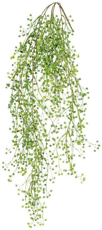 Kunstpflanze »Clusterhänger« in grün