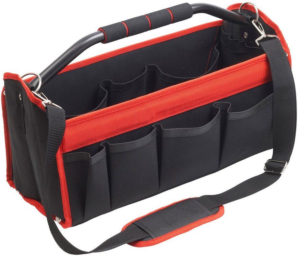 Werkzeugtasche »400 mm« in schwarz