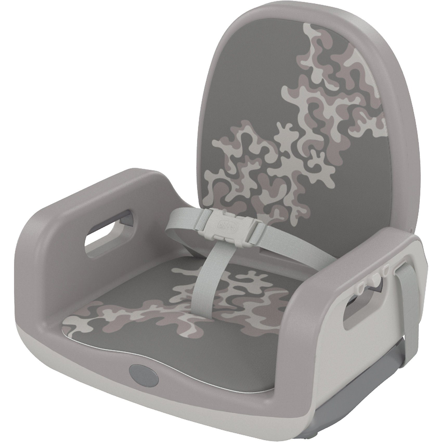 CHICCO Babystuhlsitz Up To 5, Premium Line, grey