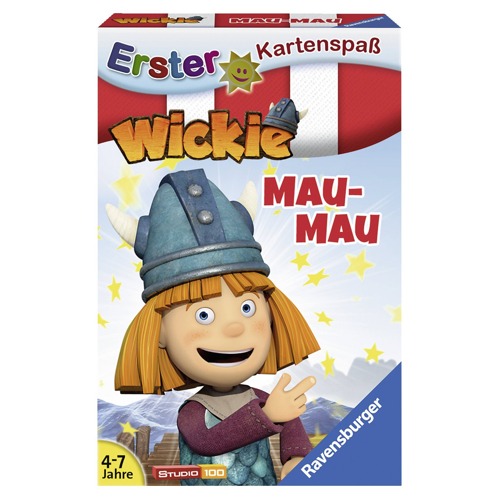 Ravensburger Wickie Mau-Mau