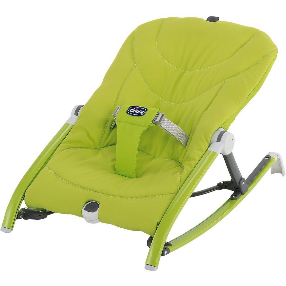 CHICCO Wippe Pocket Relax, green in grün