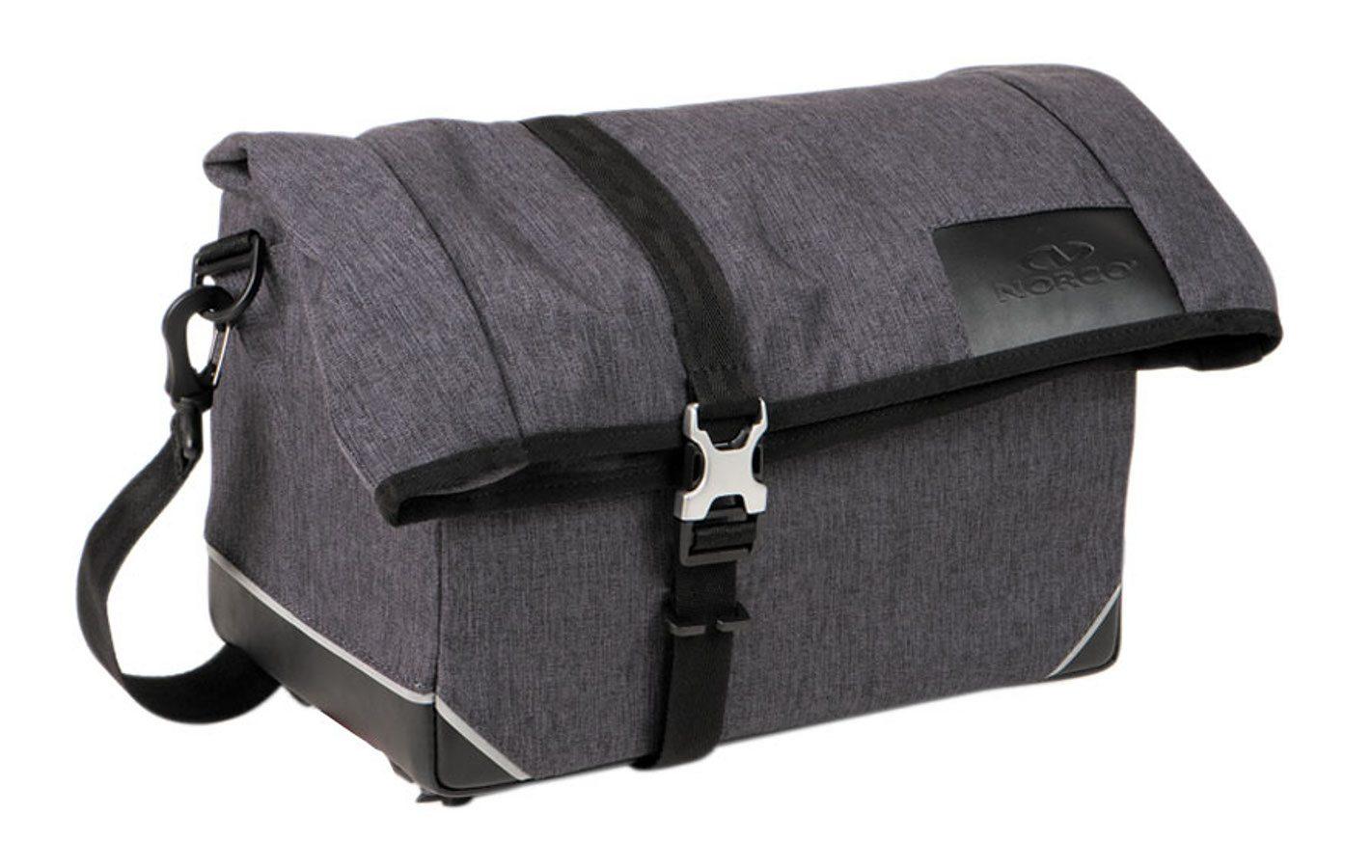 Norco Gepäckträgertasche »Exeter Gepäckträgertasche Klettverschluss«
