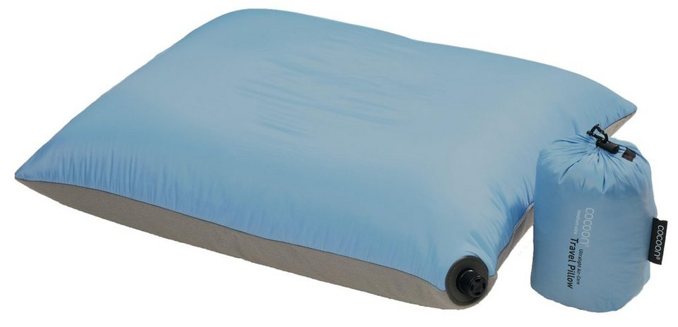 Cocoon Reisekissen »Air Core Pillow Ultralight 38x48cm« in blau