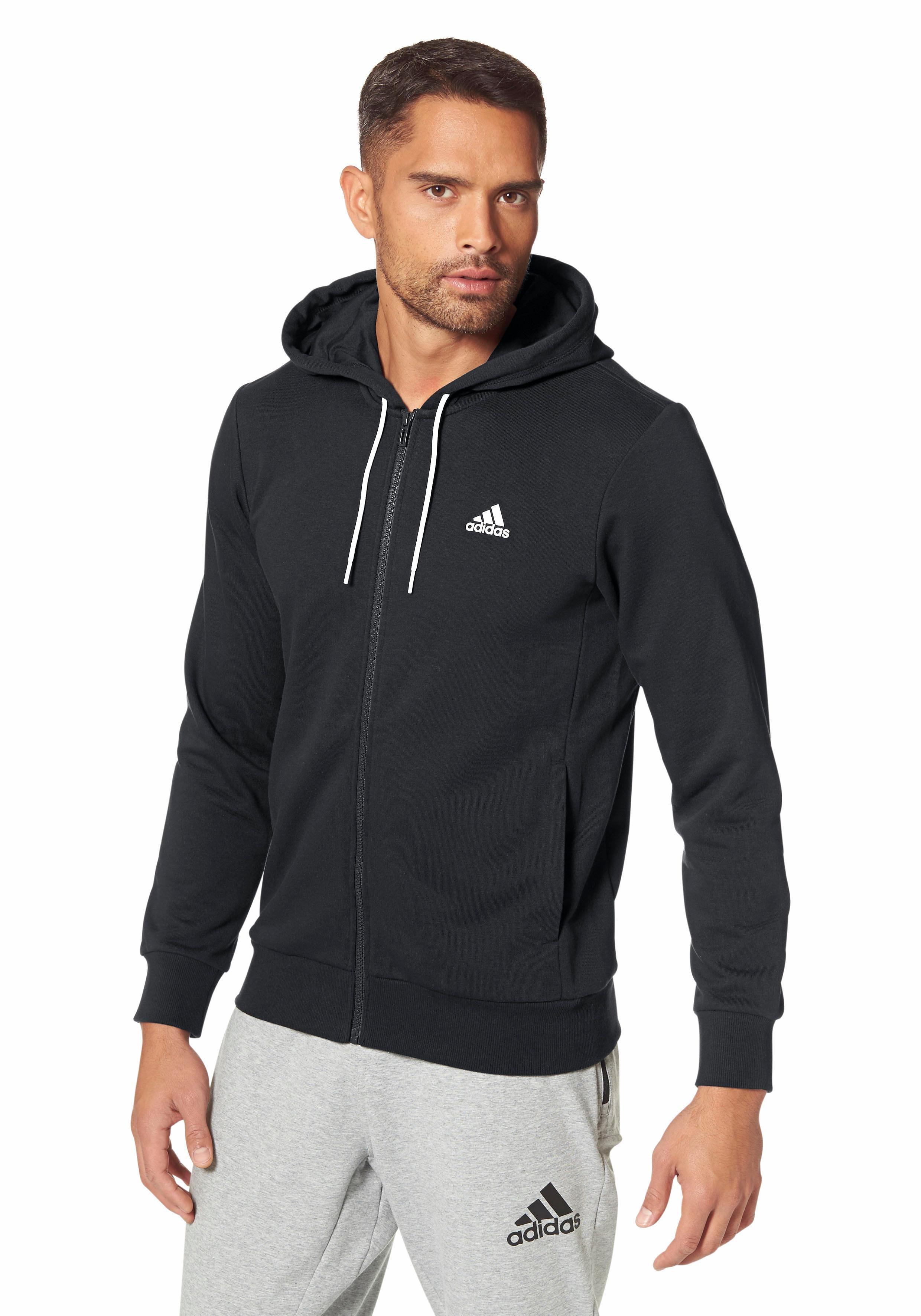 Adidas Performance Funktions-kapuzensweatjacke »woven« Black