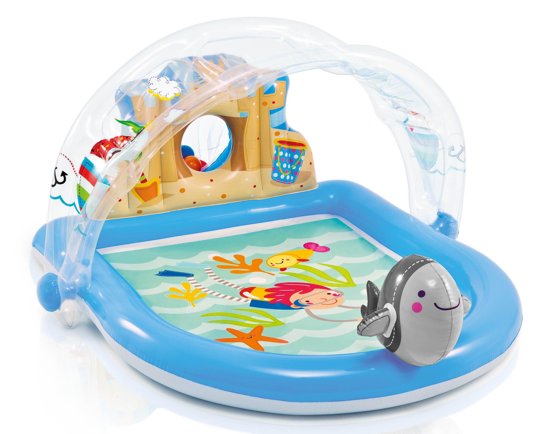 Intex Kinder Pool mit Spielcenter, »Summer Lovin' Beach«