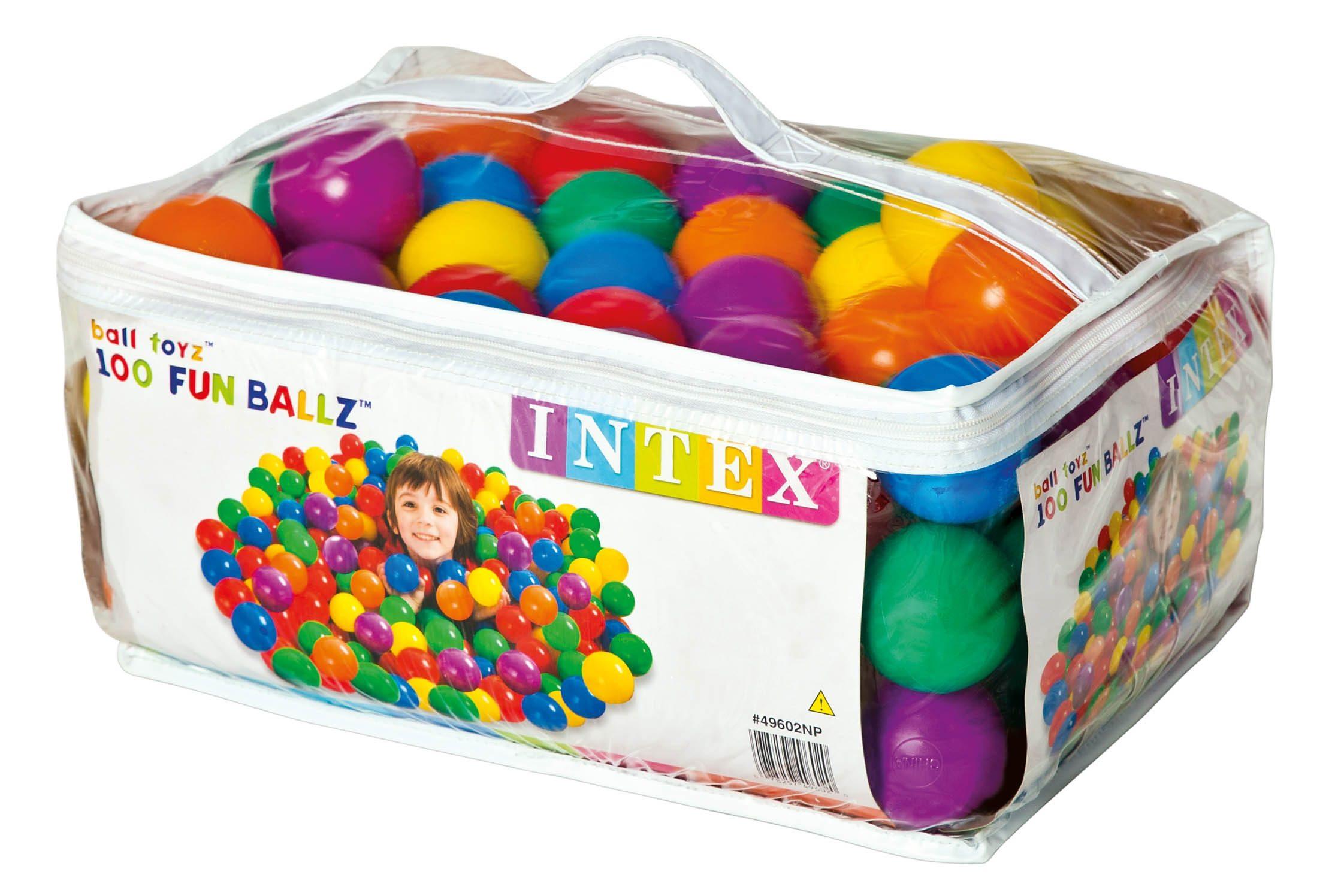 Intex Spielbälle (100 Stck.), »FunBallz«