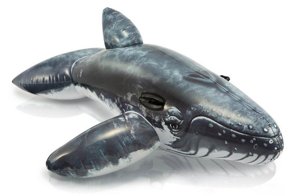 Intex Schwimmtier, »Wal« in grau