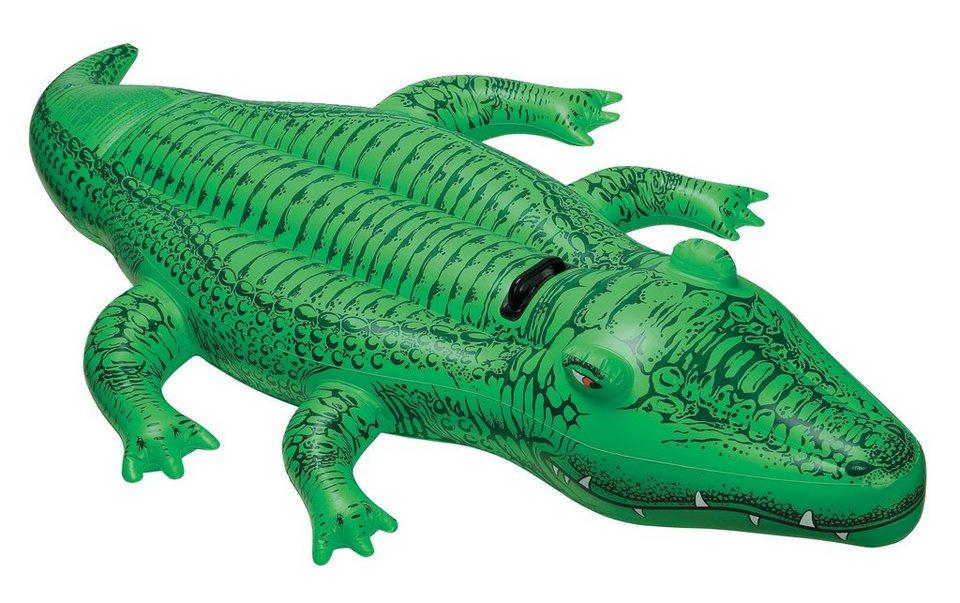 Intex Schwimmtier, »Kleiner Alligator« in grün