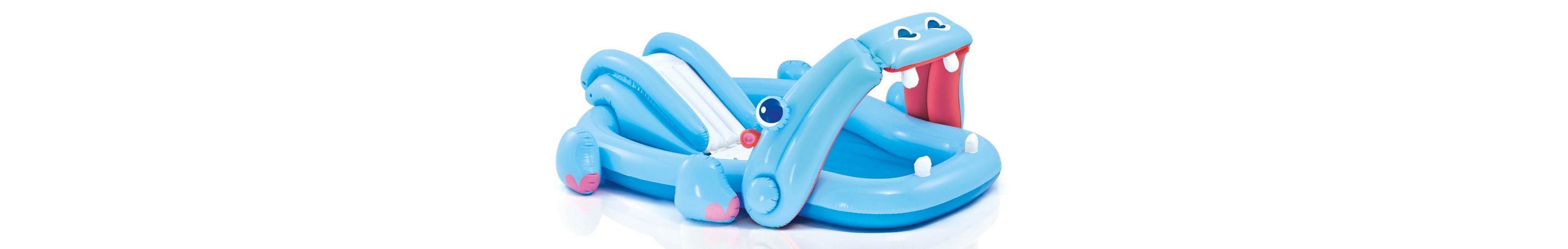 Intex Kinder Pool und Spielcenter, »Hippo«