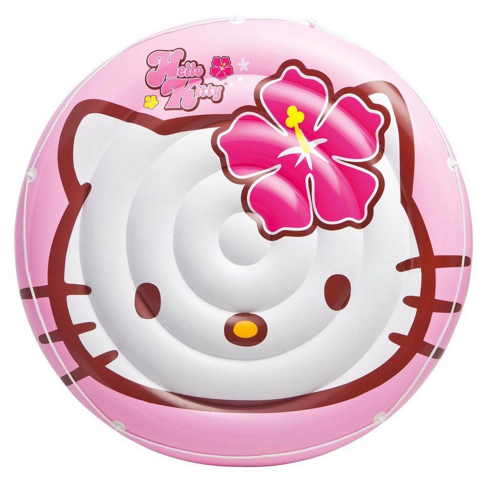 Intex Badeinsel, »Hello Kitty« in pink