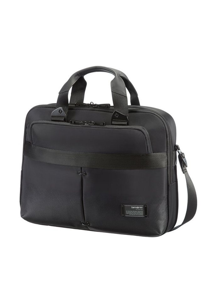 Samsonite Businesstasche mit Tablet- und 16-Zoll Laptopfach, »Cityvibe« in jet black