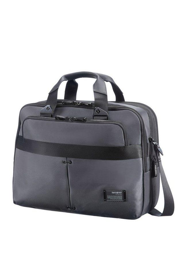 Samsonite Businesstasche mit Volumenerweiterung, Tablet- und 16-Zoll Laptopfach, »Cityvibe« in ash grey