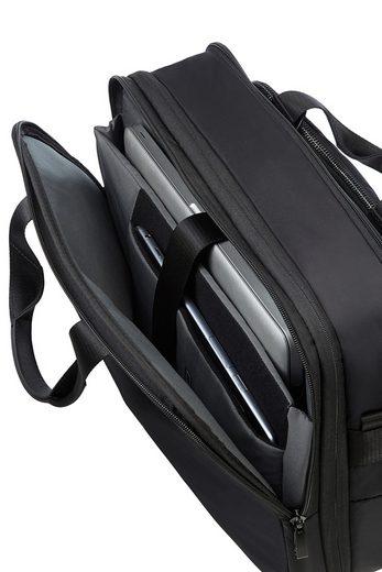 Samsonite Businesstasche mit Volumenerweiterung, Tablet- und 16-Zoll Laptopfach, Cityvibe