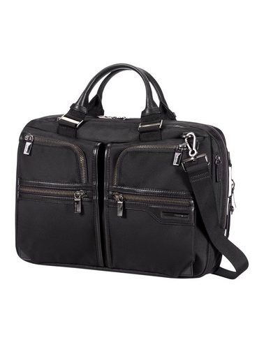 Samsonite Business Bag With Volume Expansion, Tablet And Laptop Compartment Gt Supreme