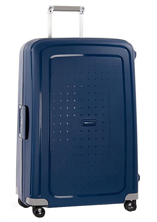 samsonite hartschalen trolley mit 4 rollen und tsa schloss s 39 cure spinner online kaufen otto. Black Bedroom Furniture Sets. Home Design Ideas