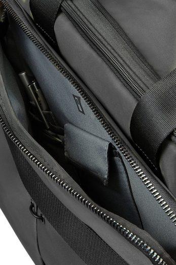Samsonite Businesstasche mit Erweiterungs- und Rucksackfunktion, Cityvibe