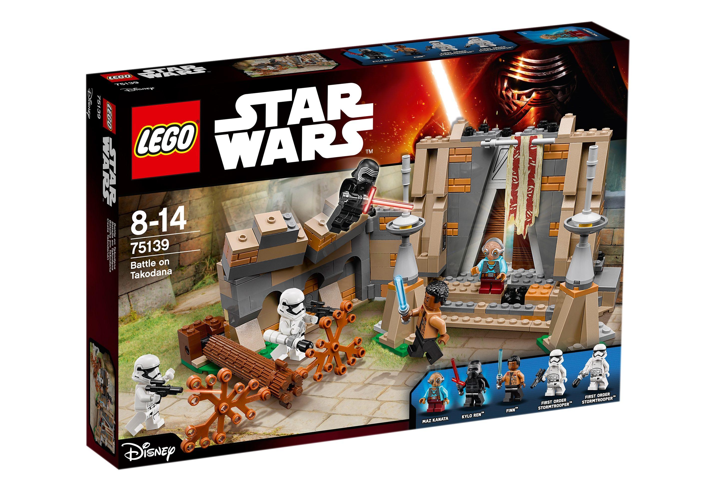 LEGO®, Battle on Takodana™ (75139), »LEGO® Star Wars™«