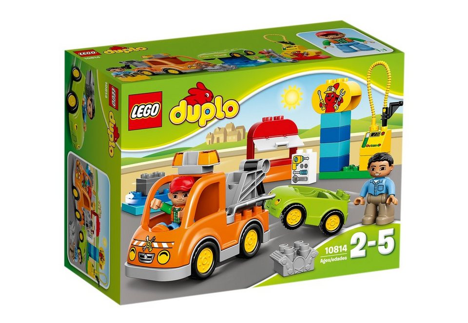 LEGO® Abschleppwagen (10814), »LEGO® DUPLO® Town«