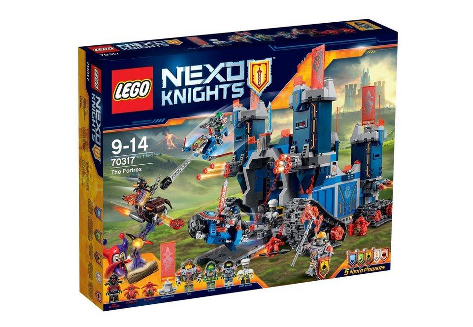 LEGO®, Fortrex - Die rollende Festung (70317), »LEGO® NEXO KNIGHTS™«