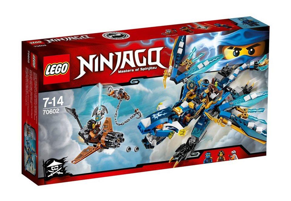 LEGO®, Jays Elementardrache (70602), »LEGO® NINJAGO™«