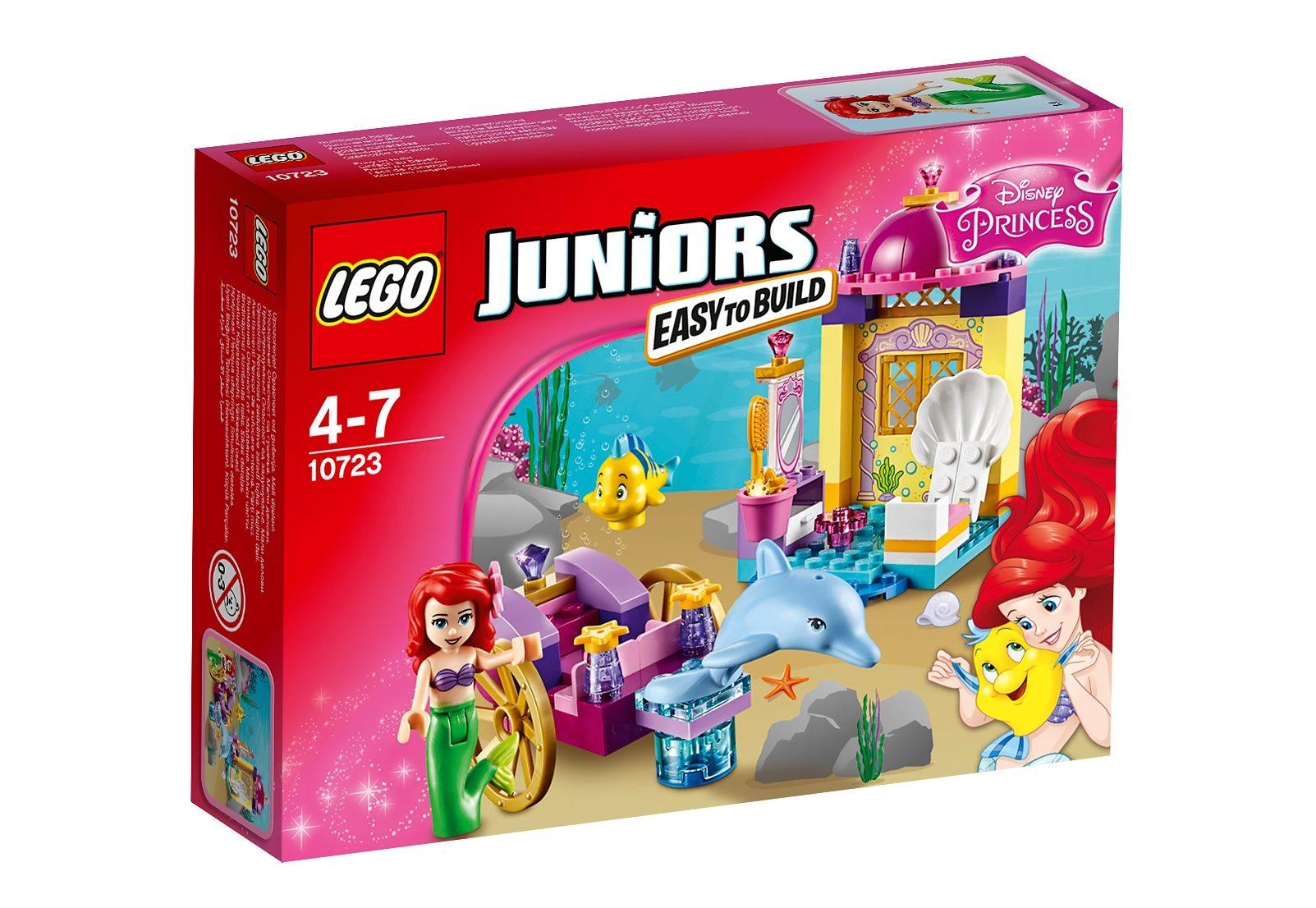 LEGO® Arielles Delfinkutsche (10723), »LEGO® Juniors«