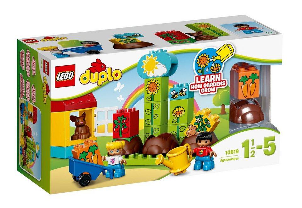 LEGO® Mein erster Garten (10819), »LEGO® DUPLO® Creative Play«