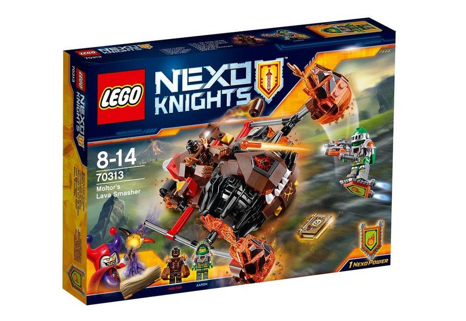 LEGO® Moltors Lava-Werfer (70313), »LEGO® NEXO KNIGHTS™«