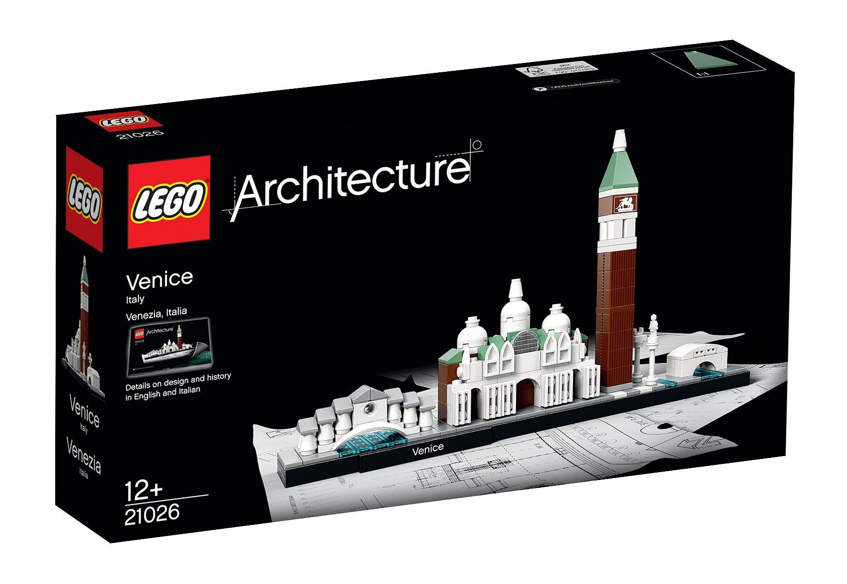 LEGO®, Venedig (21026), »LEGO® Architecture«