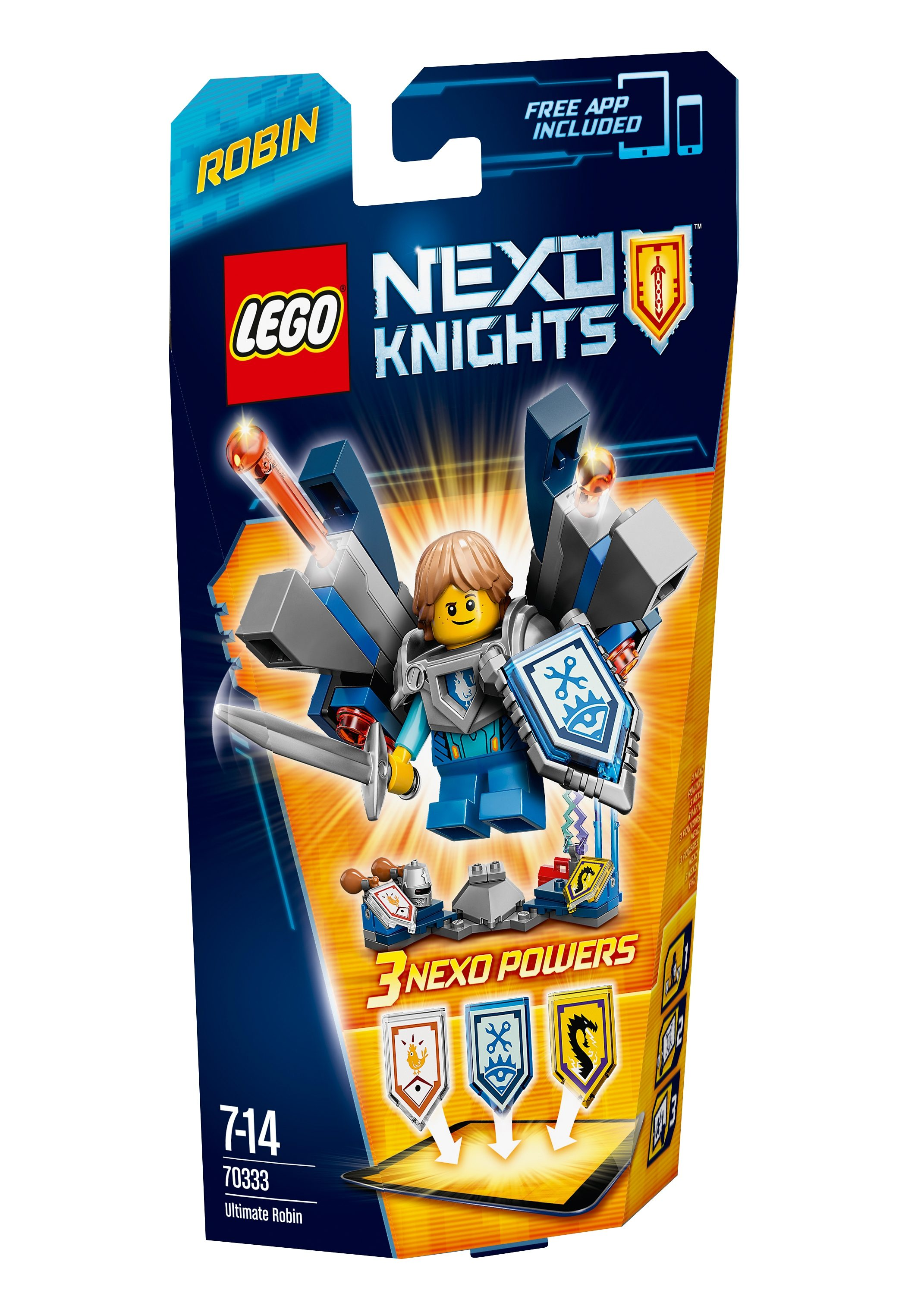 LEGO® Ultimativer Robin (70333), »LEGO® NEXO KNIGHTS™«
