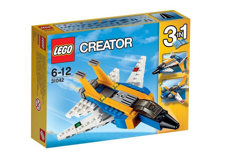 LEGO® Düsenjet (31042), »LEGO® Creator«