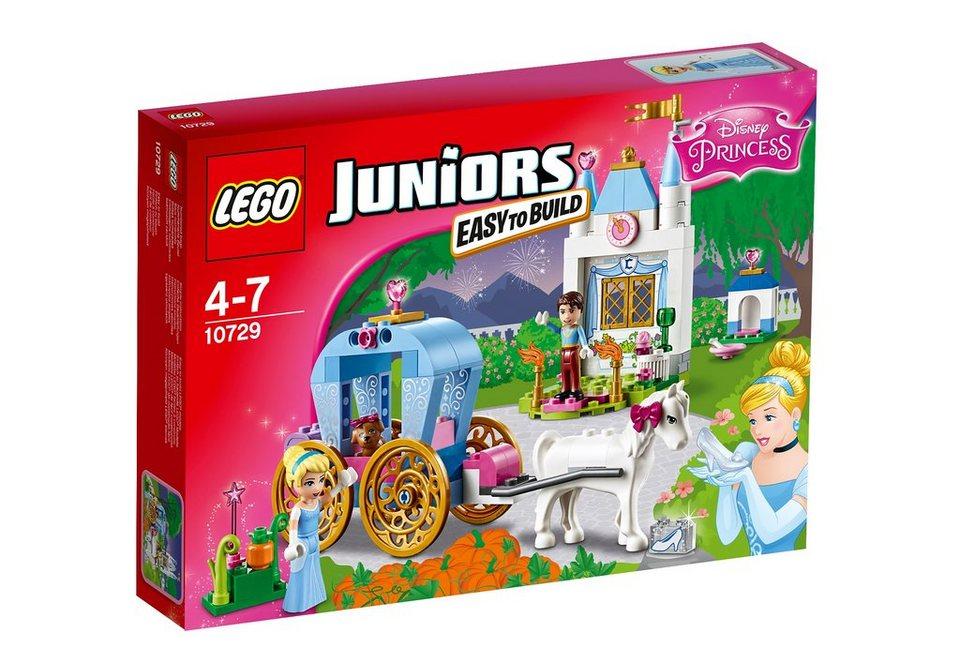 LEGO®, Cinderellas Märchenkutsche (10729), »LEGO® Juniors«