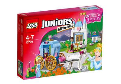 LEGO, Cinderellas Märchenkutsche (10729), »LEGO Juniors« Sale Angebote