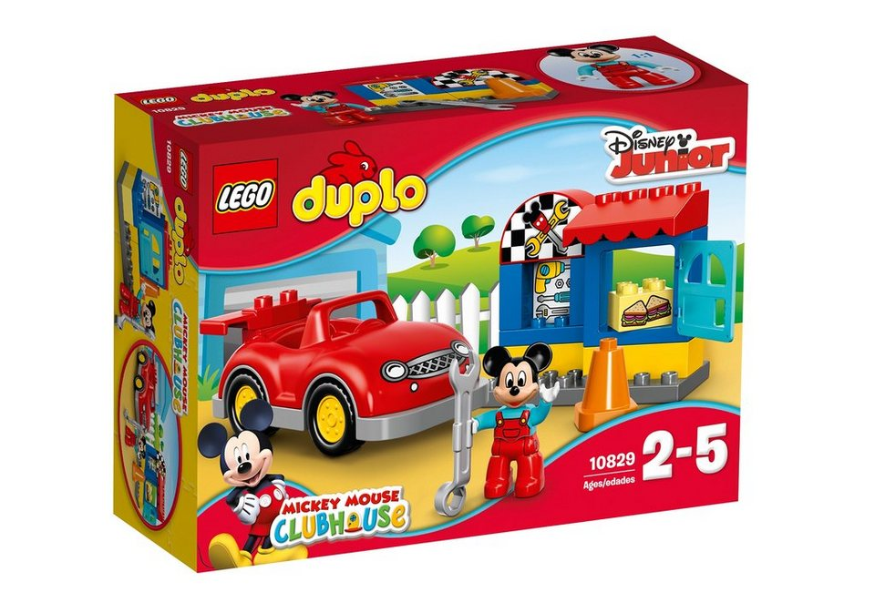 LEGO® Mickys Werkstatt (10829), »LEGO® DUPLO® Disney™«