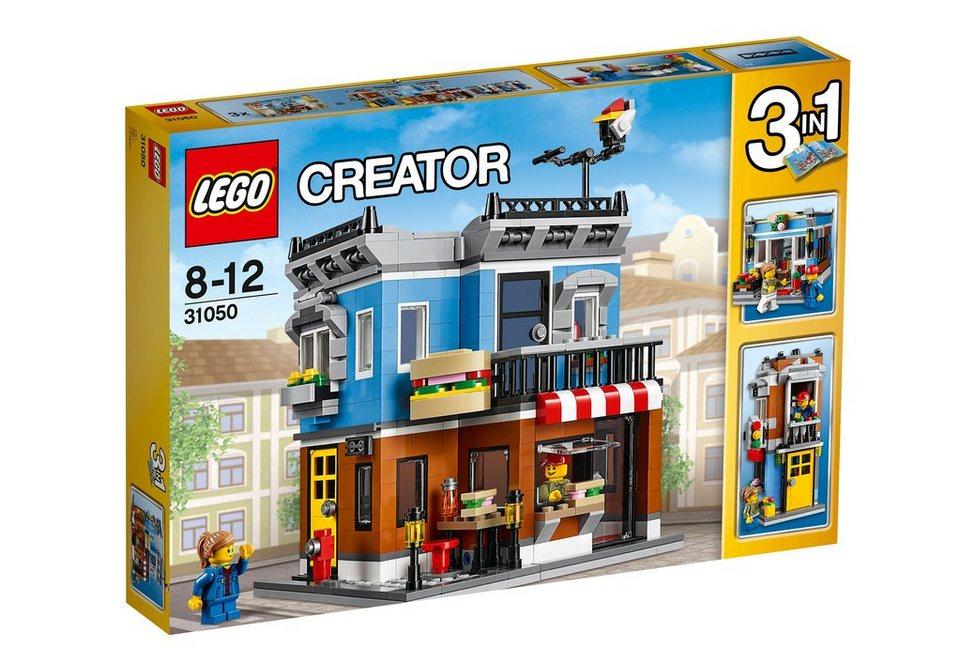 LEGO®, 3-in-1-Set Feinkostladen (31050), »LEGO® Creator«