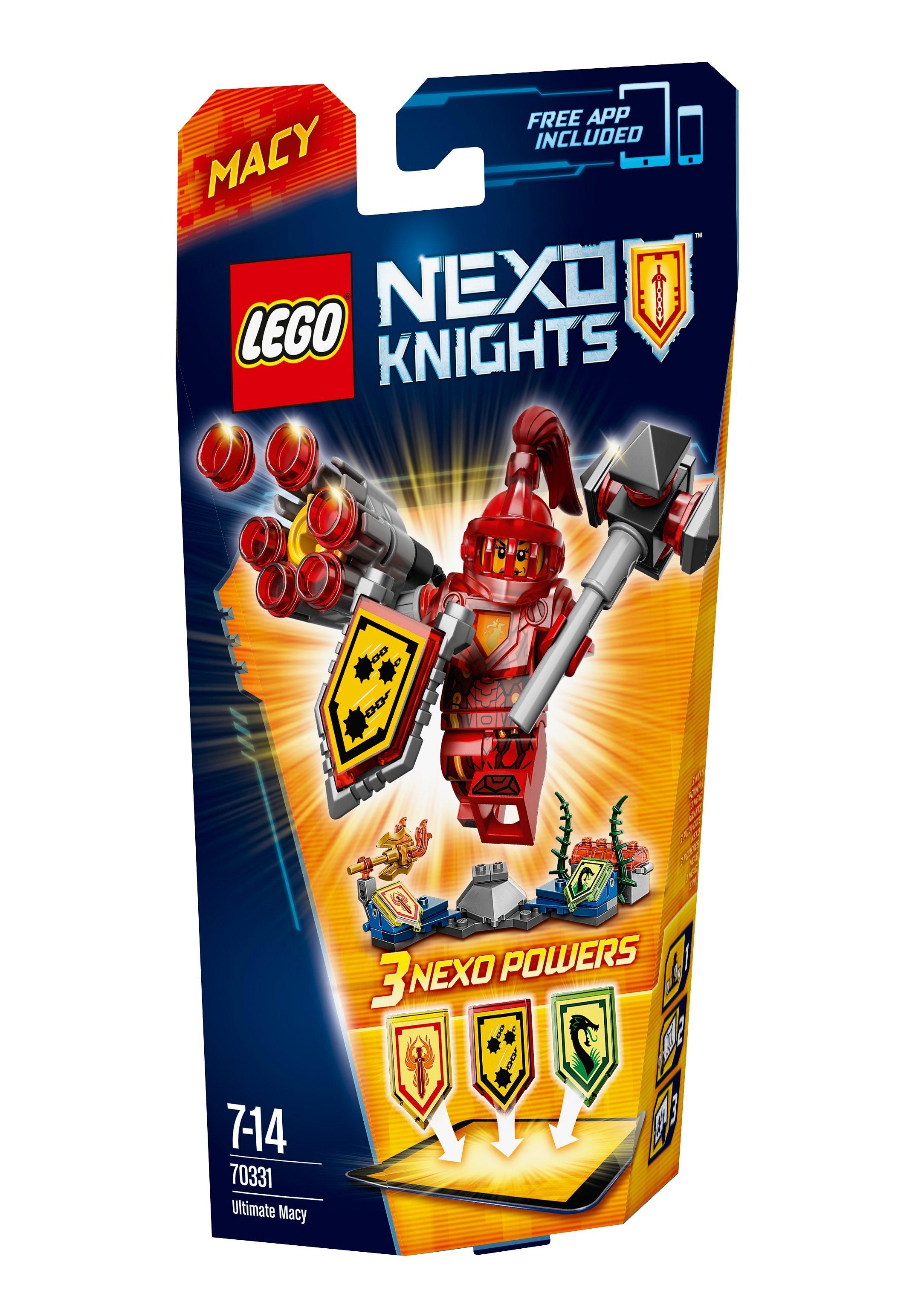 LEGO® Ultimative Macy (70331), »LEGO® NEXO KNIGHTS™«