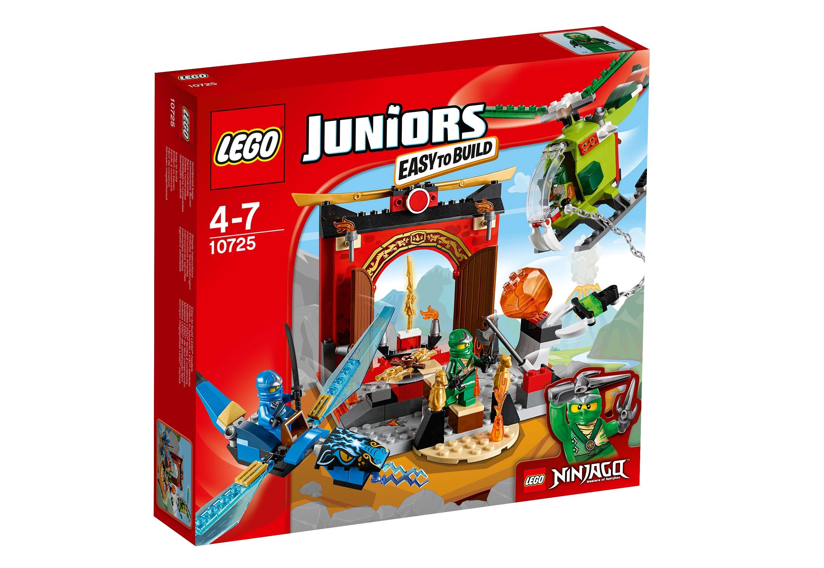 LEGO®, Der verlorene Tempel (10725), »LEGO® Juniors«