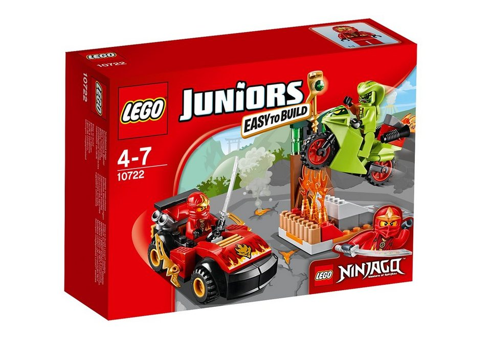 LEGO® Schlangenduell (10722), »LEGO® Juniors«