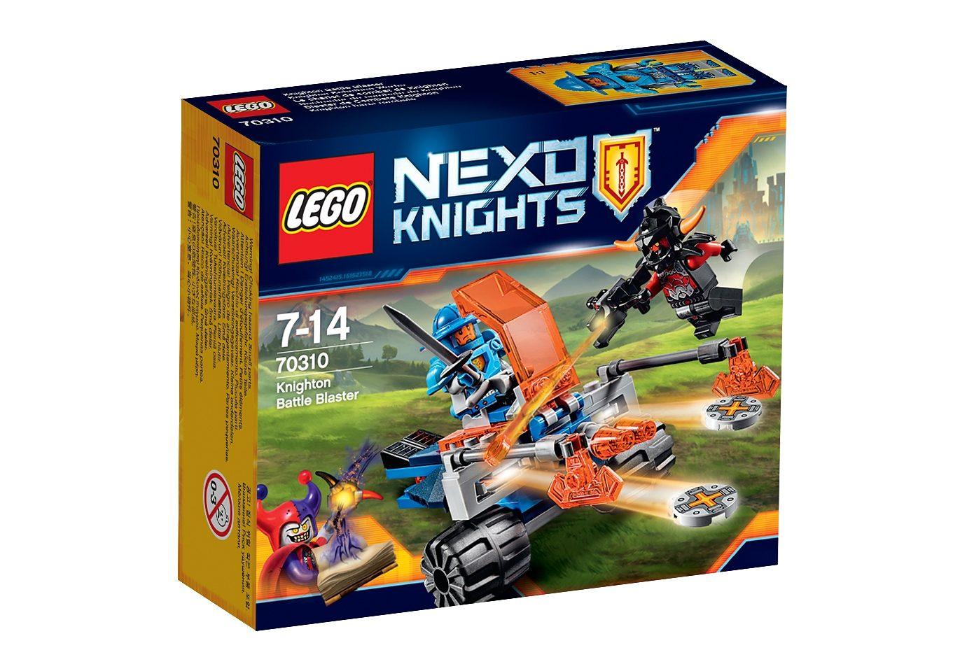 LEGO® Knighton Scheiben-Werfer (70310), »LEGO® NEXO KNIGHTS™«