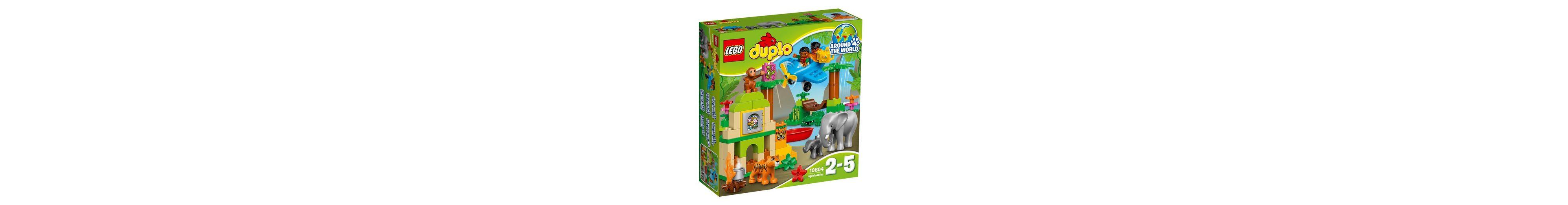 LEGO® Dschungel (10804), »LEGO® DUPLO® Town«
