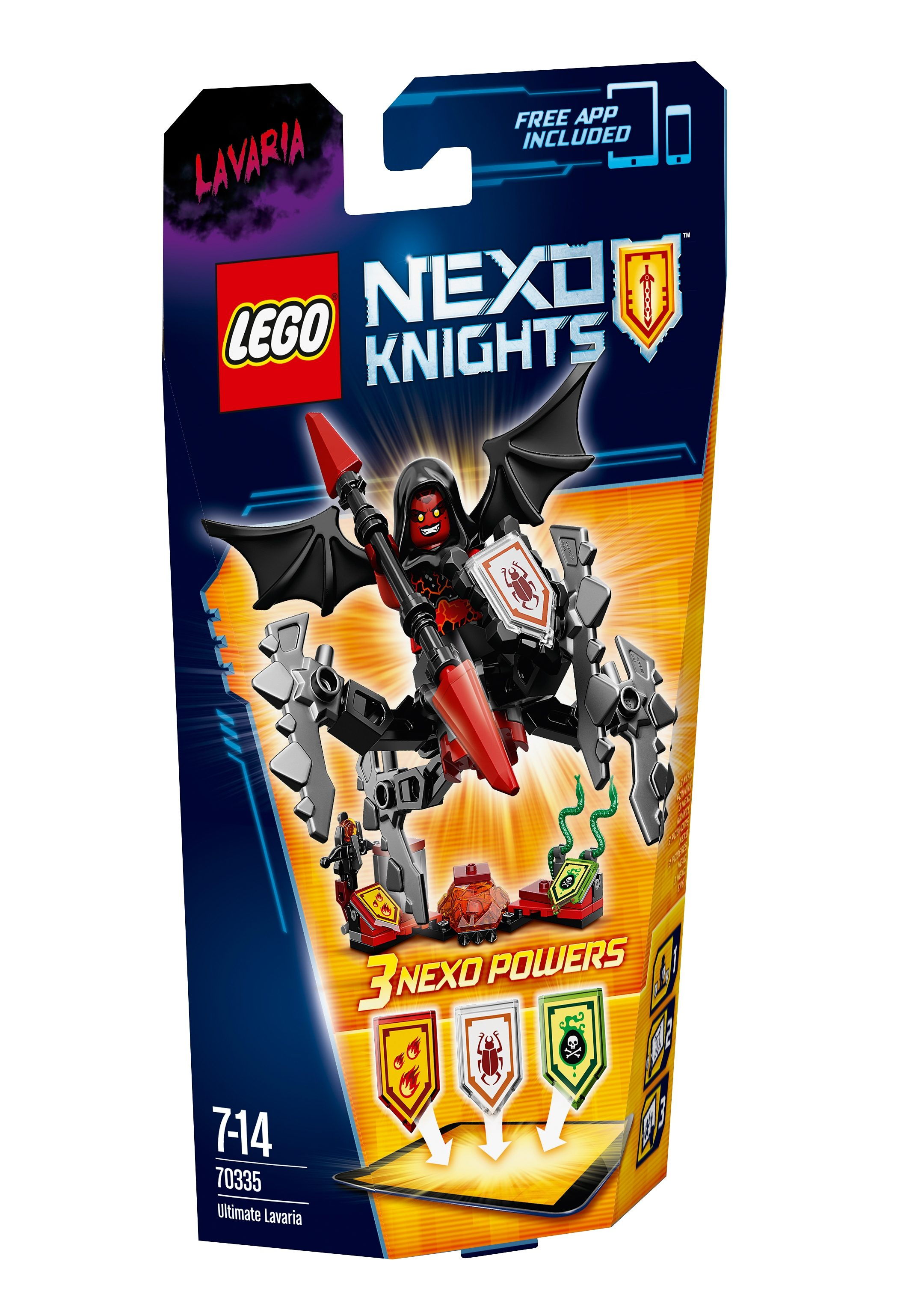 LEGO® Ultimative Lavaria (70335), »LEGO® NEXO KNIGHTS™«