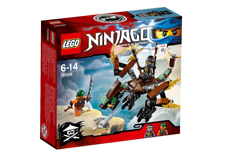 LEGO® Coles Drache (70599), »LEGO® NINJAGO™«