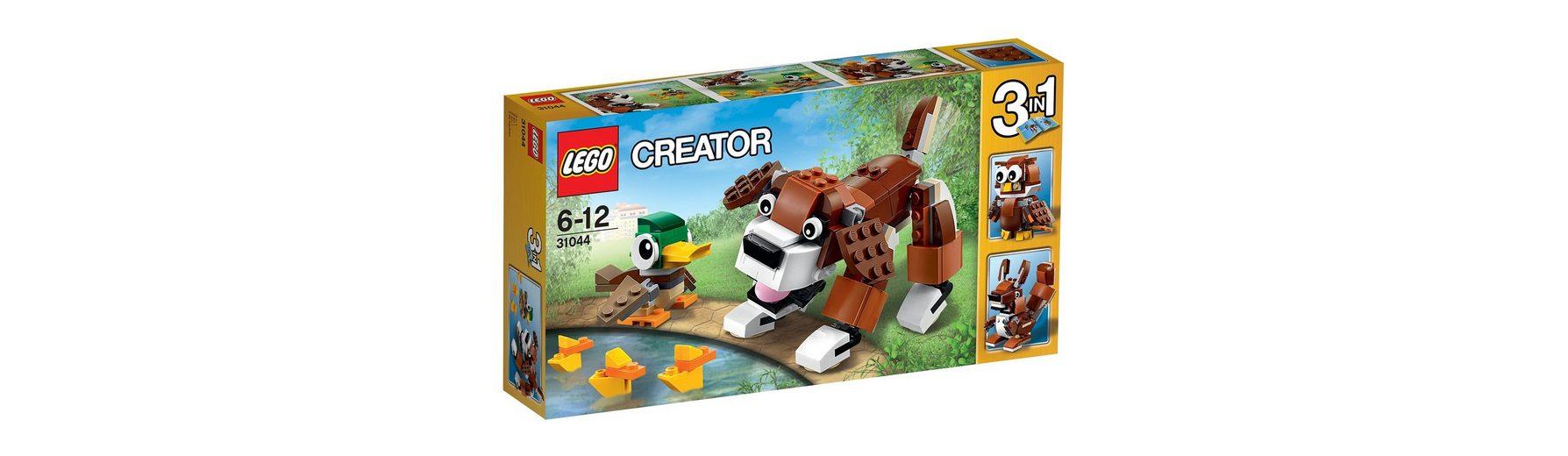 LEGO® 3-in-1-Set Tiere im Park (31044), »LEGO® Creator«