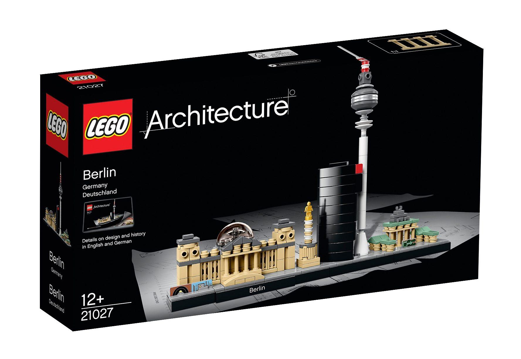 LEGO®, Berlin (21027), »LEGO® Architecture«
