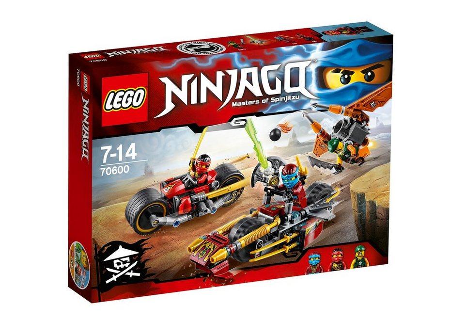 LEGO® Ninja-Bike Jagd (70600), »LEGO® NINJAGO™«