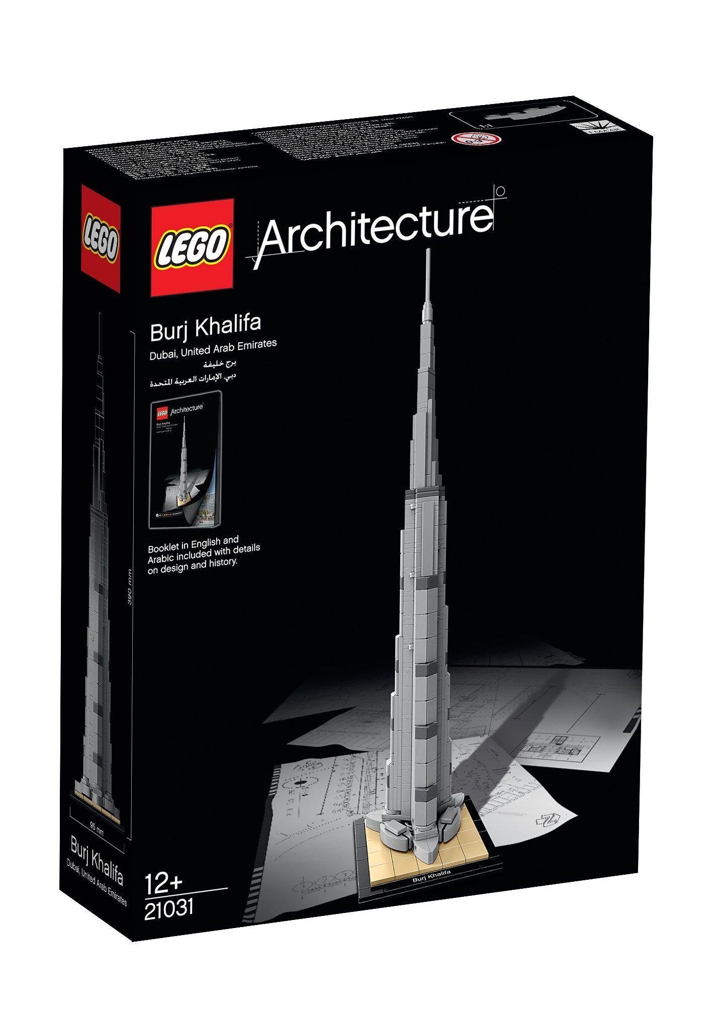 LEGO®, Burj Khalifa (21031), »LEGO® Architecture«