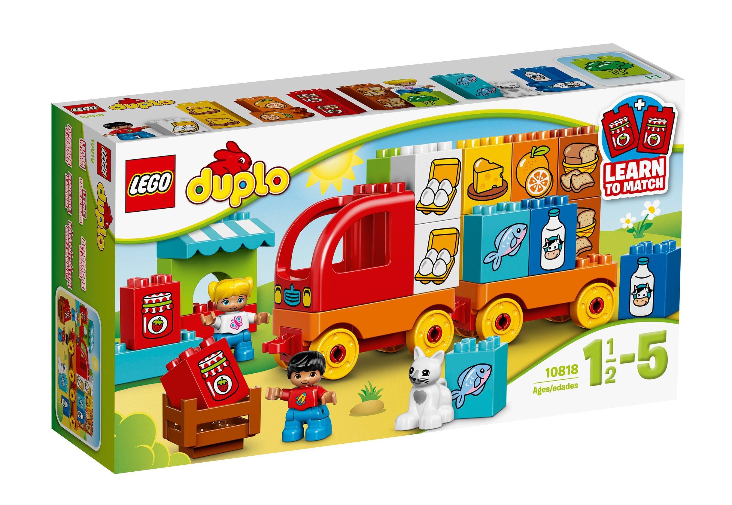 LEGO®, Mein erster Lastwagen (10818), »LEGO® DUPLO® Creative Play«